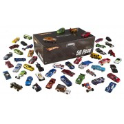 Hot Wheels Pack De 50 Voitures