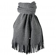 Robert Scarf (black)