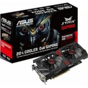 Placa video Asus Radeon R9 380X Strix OC 4GB DDR5 256Bit