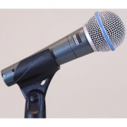 CRAGE Beta-58 Dynamic Microphone with 5Mtr Mic Lead