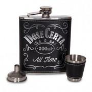 Cantil Whisky Dose Certa