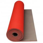 Avento 41WC Stuoia fitness / yoga arancione fluorescente beige