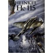 Heinkel HE 115 by Hans Peter Dabrowski