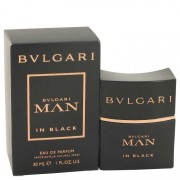 Bvlgari Man In Black Eau De Parfum Spray 1 oz / 29.57 mL Men's Fragrances 532849