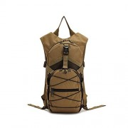 Spear Outdoor Sports Fans fashion 006 cycling knapsack and outdoor leisure backpack hiking bag student bag with waterproof cloth Oxford yellowish brown style( high 47*, width 22* thickness 8 (CM))