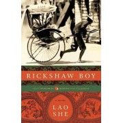 Rickshaw Boy by Lao She