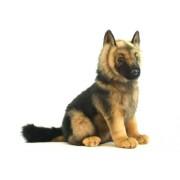 Hansa German Shepherd Puppy Stuffed Plush Animal
