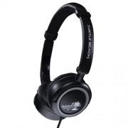 Turtle Beach M3 - Auriculares de diadema cerrados con micrófono, negro