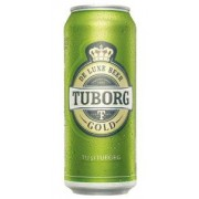 Bere Blonda Tuborg Doza 500ml