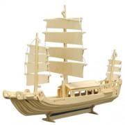 Pebaro 877 - Costruzioni in legno Kit - Giunca