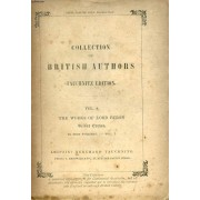 The Works Of Lord Byron, Vol. I (Collection Of British Authors, Vol. 8)