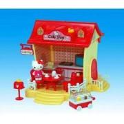 Hello Kitty Mini Cake Shop Playset Toy