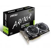 MSI GeForce GTX 1080 ARMOR 8G OC 8GB DDR5 256bit - Raty 10 x 339,90 zł