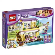 LEGO Friends 41037 Stephanie's Beach House, 369 Pcs by LEGO