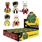 Bruce Lee Temple Of Kung Fu Figure Series 1 (random one Supplied) Blind Box