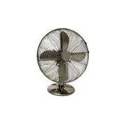 Climatime Ventilador De Mesa De 30 Cm. Acabado Metal Lujo-30