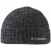 Columbia Watch Cap Black/White Marled 2017 Mützen