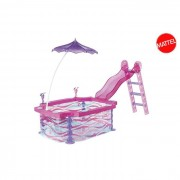 Mattel barbie piscina glam bdf56