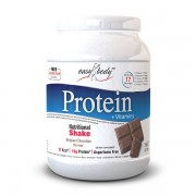QNT - Easy Body Diet Protein Powder - 350 gram - Strawberry Banana