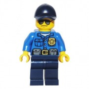 Mini Figurine Lego® : City - Police