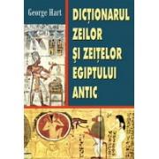 Dictionarul zeilor si zeitelor egiptului antic.
