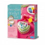 Paint Your Own – Porcelain Trinket Box