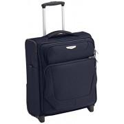 Samsonite Spark Upright 50/18 Hand Luggage , 50 cm, 42 L, Blue (Blue)