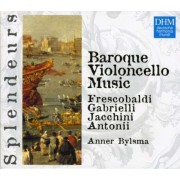 Anner Bylsma - D H M Splendeurs: Bylsma: Violoncelle Au 1 (0828766016024) (1 CD)