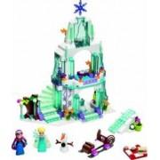 Set Constructie Lego Disney Princess Castelul Stralucitor De Gheata Al Elsei