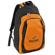 spalding Rucksack ESSENTIAL - orange/schwarz
