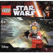 LEGO Star Wars Rebel A-Wing Pilot Bagged Minifigure