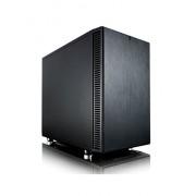 Fractal Design FD-CA-DEF-NANO-S-BK Define Nano S Case per PC, Nero