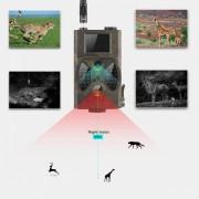 camara inalambrica sendero de caza HC300M para la vigilancia salvaje al aire libre