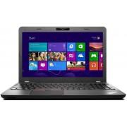 "Laptop Lenovo ThinkPad Edge E550 (Procesor Intel® Core™ i3-4005U (3M Cache, 1.70 GHz), Haswell, 15.6"", 4GB, 500GB @7200rpm, Intel® HD Graphics 4400, Wireless AC, FPR, Win8.1 64-bit) + Cooler Laptop Deepcool N200"