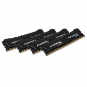 Memorie HyperX Savage 32GB DDR4 2400 MHz CL12 Quad Channel Kit Black