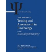 APA Handbook of Testing and Assessment in Psychology by Kurt F. Geisinger