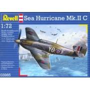 Revell 03985 - Modellino da Costruire - Aereo da Caccia Sea Hurricane Mk Ii, Scala: 1:72