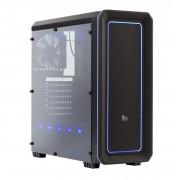 CASE ELITE 344 USB 3.0 (RC-344-KKN1) NERO/VIOLA NO ALIMENTATORE