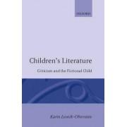 Children's Literature by Karin Lesnik-Oberstein