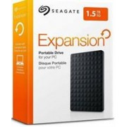 Seagate Expansion Portable 1.5TB USB Powered