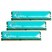 Memorie G.Skill PK 6GB (3x2GB) DDR3, 1333MHz, PC3-10600, CL7, Triple Channel Kit, F3-10666CL7T-6GBPK