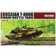 modelcollect ua72060 Modellino Russian a T 80UK Main Battle Tank