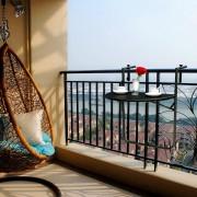 Masa plianta balcon