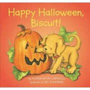 Happy Halloween, Biscuit by Alyssa Satin Capucilli