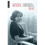 CRESTETUL GHETARULUI.JURNAL 1969-1971