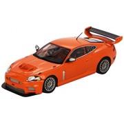 Miniature veicolo - - Minichamps - 400081394 Jaguar XKR GT3 Strada 2008 - 01:43 Scala - Arancione
