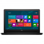 "Notebook Dell Inspiron 5559, 15.6"" Full HD Touch, Intel Core i7-6500U, R5 M335-4GB, RAM 8GB, SSD 256GB, Windows 10 Home, Negru"