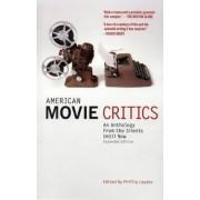 American Movie Critics by Philip Lopate