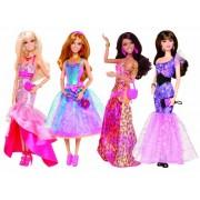 Mattel Y7495 Barbie - Fashionistas abito da sera