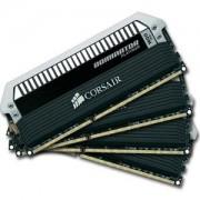 Mémoire RAM Dominator Platinum 32 Go (4x 8 Go) DDR4 3333 MHz CL16 - Kit Quad Channel 4 barrettes de RAMPC4-26600 - CMD32GX4M4B3333C16 (garantie vie par Corsair)